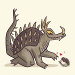 Anguirus by TheBeastIsBack