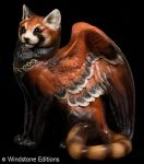 Red Panda FlapCat 2 by Reptangle