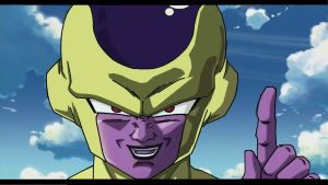 Golden Frieza FNF by CoolRF15