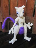 Mewtwo Prototype by Phantasmfreud