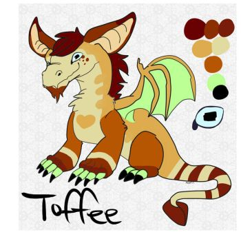 Toffee by Moatsquirrel