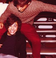 Harry and Louis by DemiFan101