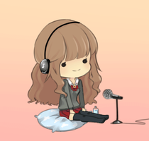 Music Corner [LINK] by MilkyMiki