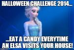 Halloween Challenge 2014 by theIronArtist
