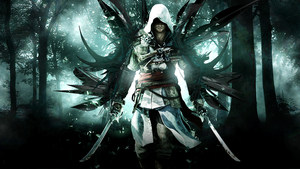 Assassin Creed Wallpaper by rausan