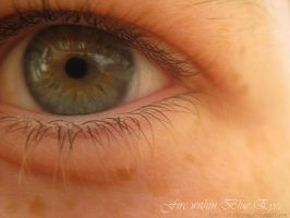 .:Fire Within Blue Eyes:. by AirahJoyce