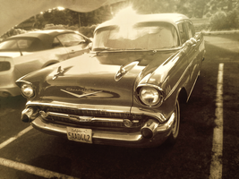Another Classic car by deox87