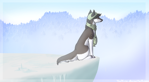 AT with Ramphey - Winter by WCZ0RAJ