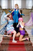 Winx Club by Lessnaya