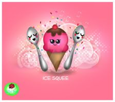 Ice Squee by o0lillybug0o