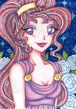 Megara by sekaiichihappy