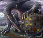 Dragon's Lodge by Sayda