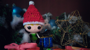 Holiday Funko Pop Figure 12 by iAmAneleBiscarra