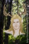 Forest Lord by TreeMuse