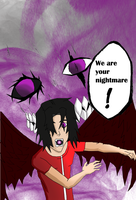 Kenyo We are your nightmare by ShadowBT