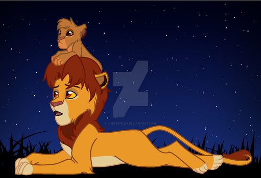 Simba and Chike by DubstepicDJ