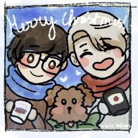 Merry Viktor nikiforov's birthday! by Vodka-Kola