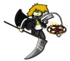 Weapons ID - (Offensive Leader) Grim by GrimsDale-Stiga