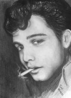 Sal Mineo by drEminens