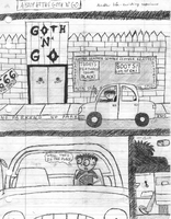 A Stop at the Goth 'n' Go pg 1 by Sokolov