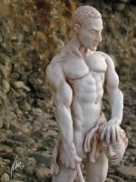 Sean Renard antique statue 3 by Niver0