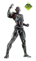 Ultron Render by ProfessorAdagio