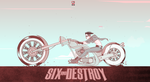 Kuvira - Six and Destroy homage by alch3mist-design