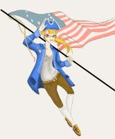 Happy Fourth of July by TheTeaMaker