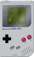 CG Game Boy by BLUEamnesiac