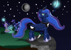 Night Luna by Multimagyar