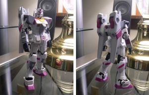 RG RX-78-2 White Unicorn - The end is near by lupesisagundam