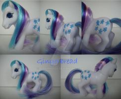 My little Pony Custom G3 Gingerbread by BerryMouse