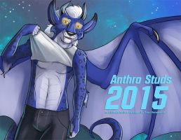 Anthro Studs 2015 Calenders Now Available! by Ulario