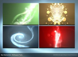 My Abstraction -Wallpaper Pack by Uribaani