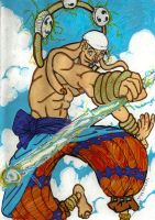 Enel one piece by vanouka