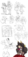 StMorts sketch dump by alsoword