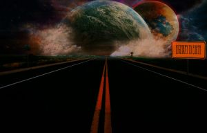 Highway to Earth by R3plicACS