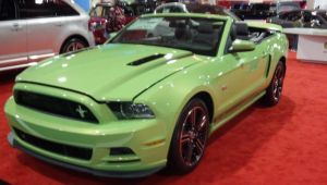 2014 Mustang California Special by benracer
