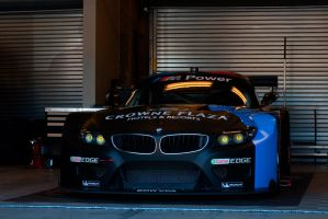 #55 BMW Z4 GTE by SharkHarrington