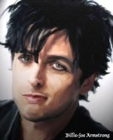 Billie-Joe Armstrong by Ophelia-Poe