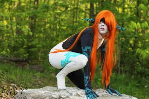 Legend of Zelda: Twilight Princess - Midna #1 by AilesNoir