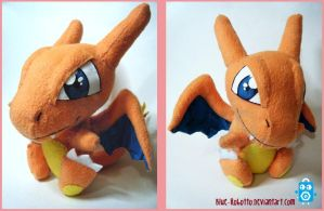 Charizard by BlueRobotto