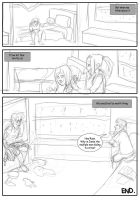 evo contest comic round 3.12 by Prydester