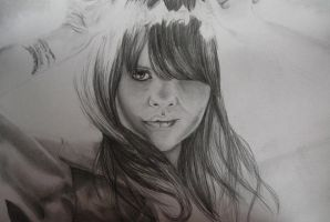 Bat For Lashes by AnoukvanderMeer