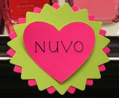 Nuvo sign by celacia
