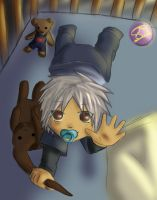 Kakashi s little daughter by DArk-Manix