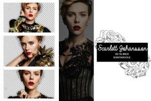 PACK PNG 82 // SCARLETT JOHANSSON by Bonitarogue