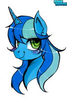 Spirit Headshot by PoneBooth