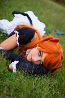 Asuka Soryu Langley by Eyes-0n-Me