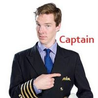 I am the Captain by Only4sookie